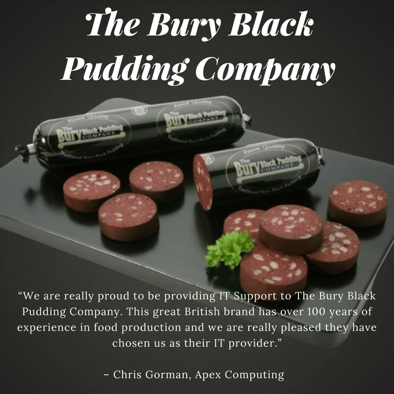 The Bury Black Pudding Company