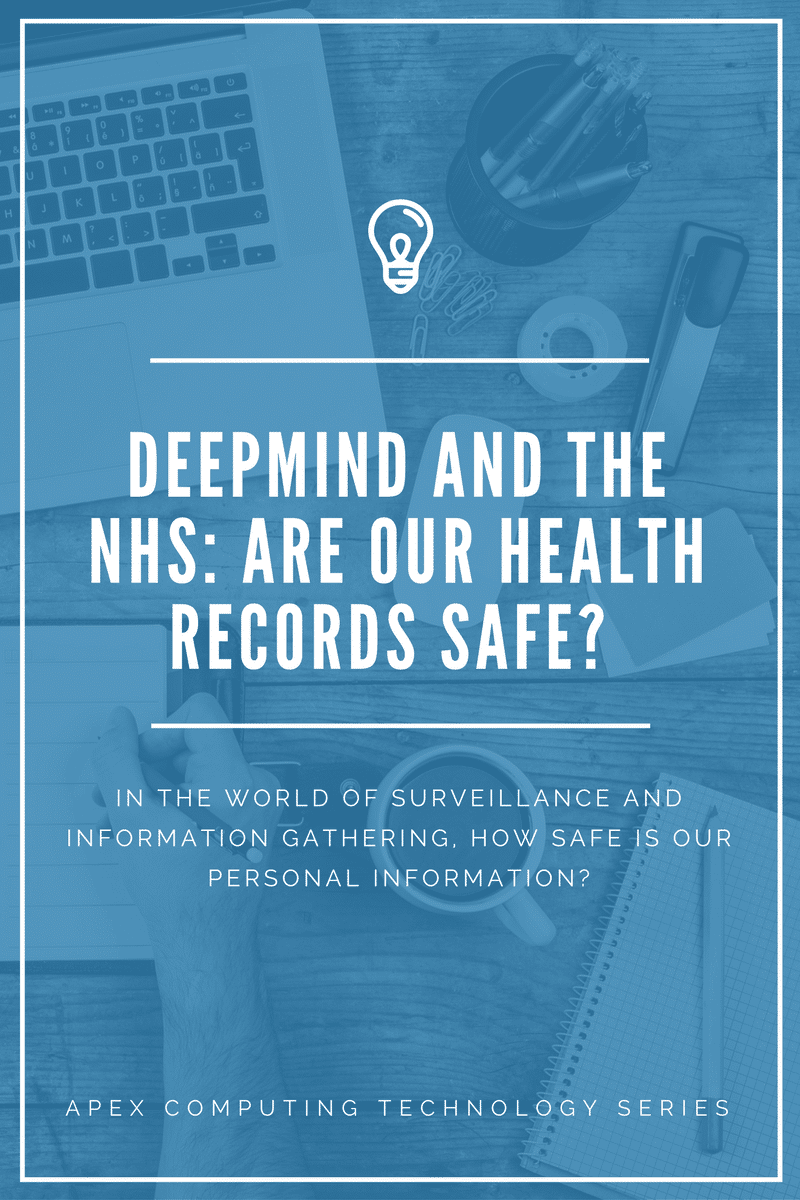 DeepMind And The NHS
