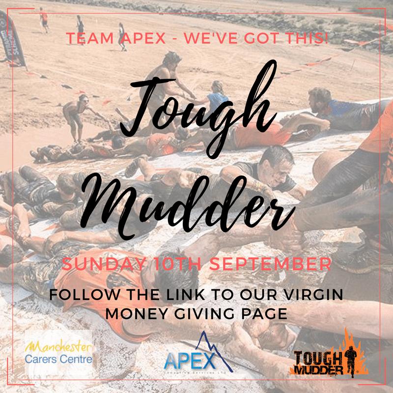 Tough Mudder Sept 2017